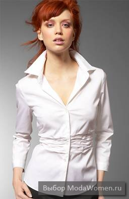 White shirt 2012 - a classic of contemporary women's dress | on ...